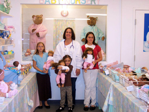 Baby Alive Care Center